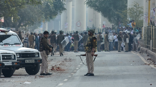 Protests over citizenship law turned deadly in New Delhi