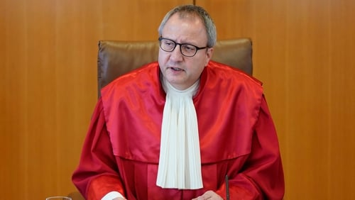 Judge Andreas Vosskuhle said the wishes of people seeking to end their lives must be respected