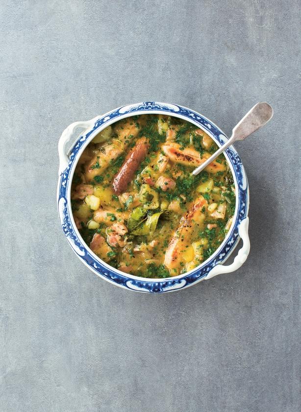 coddle from The Irish Cookbook by Jp McMahon (Phaidon/Anita Murphy/Zania Koppe/PA)