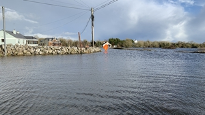 Locals in Co Galway have expressed frustration with the pace of progress to alleviate flooding risk