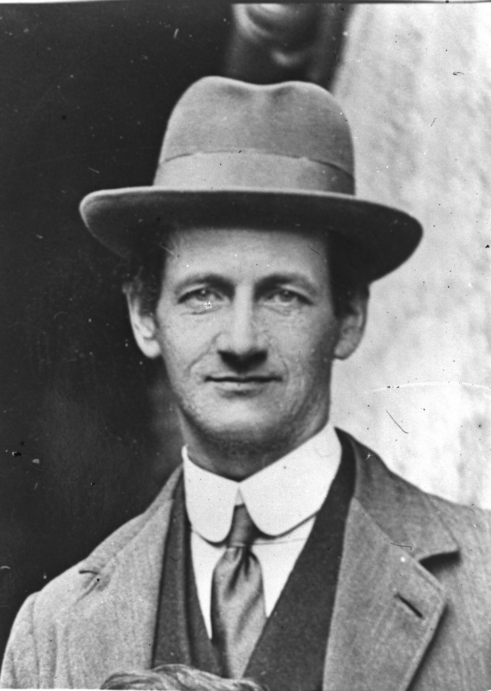 Image - Terence MacSwiney, Lord Mayor of Cork, photographed in 1920, the year of his death