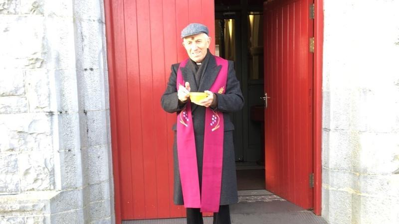 An tAthair Paddy Mooney, Gleann na Madadh