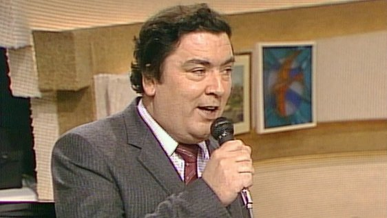John Hume on the Late Late Show Derry Special (1985)