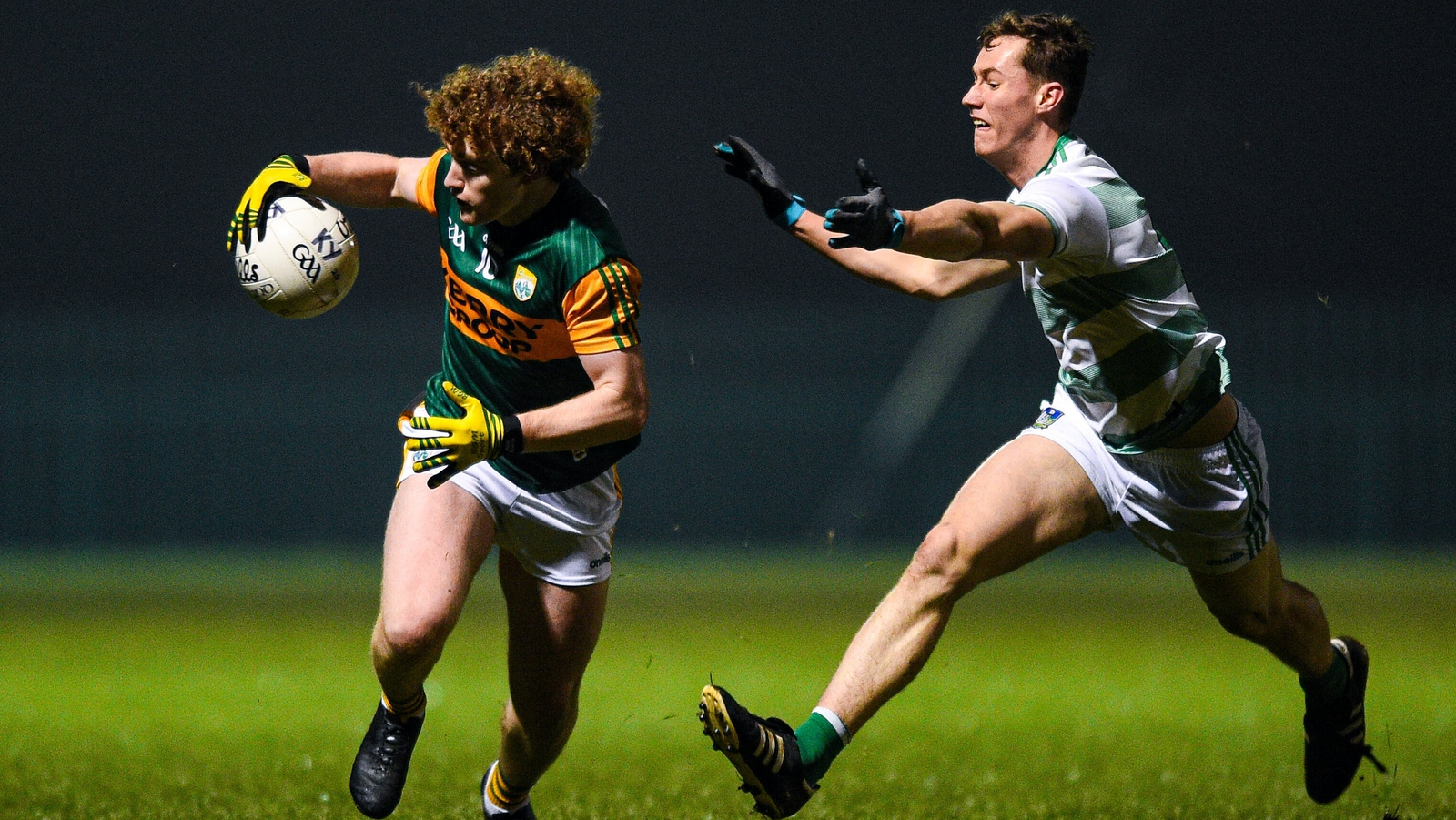 Kerry book final date with Cork after win in Limerick - RTE