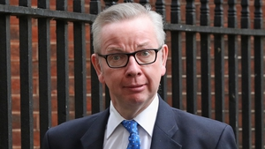 Michael Gove wrote to his counterpart in the EU