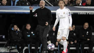 Pep Guardiola's side fought back from 1-0 down in Madrid