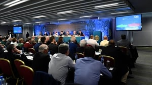 Special congress takes place in Croke Park on 23 October