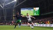 Shamrock Rovers and Dundalk last met in the FAI Cup final last November