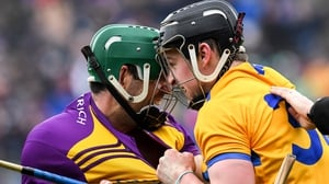 Tony Kelly displaying Clare's newfound brawn, but they need to show more brains also