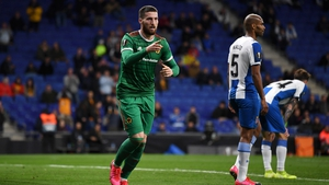Matt Doherty hit the net for Wolves as they lost 3-2 in Spain but eased through on aggregate