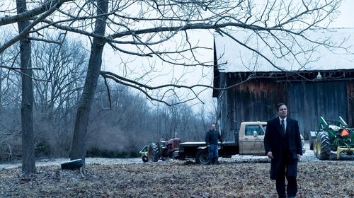 Bill Camp and Mark Ruffalo in Dark Waters