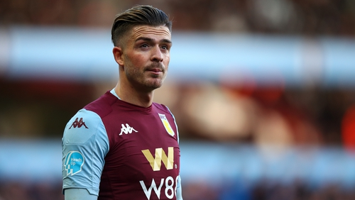 Grealish has been the Villa talisman as they try to beat the drop