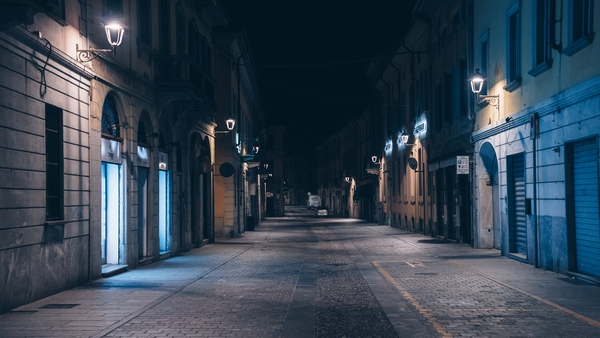 Coronavirus: Inside Italy's red zone