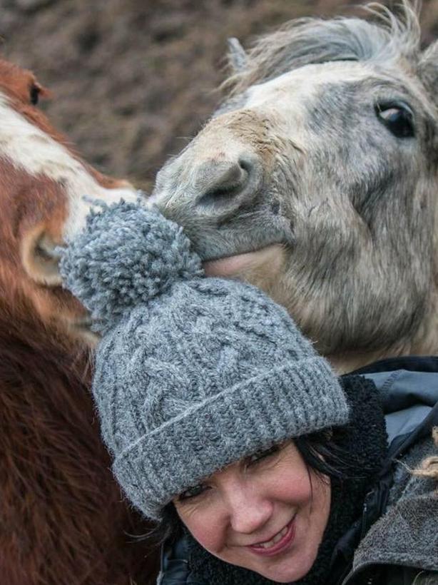 Martina Kenny, My Lovely Horse Rescue