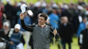 Rory McIlroy is heading for Mount Juliet at the end of May