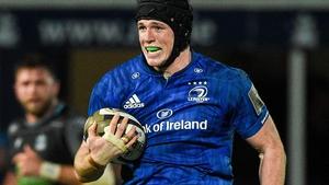 Ryan Baird starred in Leinster's landslide win