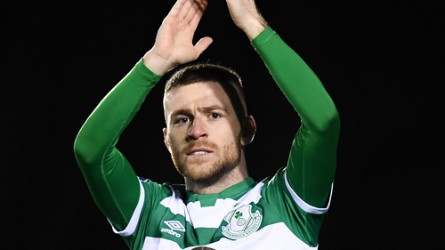 Jack Byrne scored a late winner for Rovers