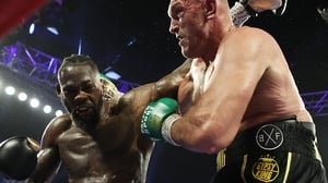 Tyson Fury has given up on the prospect of another bout with Deontay Wilder