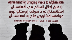 The Doha accord will see US withdraw all its forces from Afghanistan