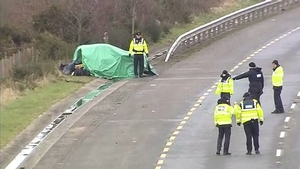The NI at Carrickarnan has been closed and diversions are in place