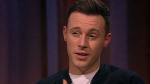 """Nathan Carter: """"He passed away suddenly in February and I stopped singing and playing music for a few months. I just had no interest in it."""""""