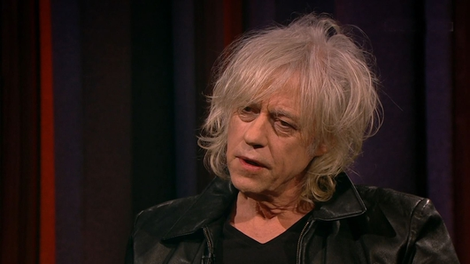 Bob Geldof On Business, Boris and Bling