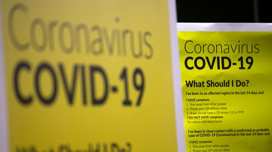 Ireland's first coronavirus patient is in Dublin hospital