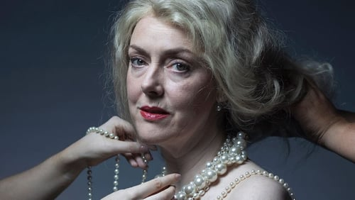 Derbhle Crotty stars in Druid's production of The Cherry Orchard