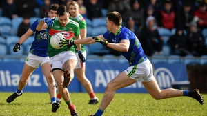 Mayo showed good heart in the second half in front of their home supporters