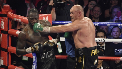 Deontay Wilder can beat Tyson Fury easily — George Foreman