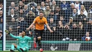 Matt Doherty has scored seven goals for Wolves this season