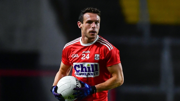 John O'Rourke scored two of the Cork goals
