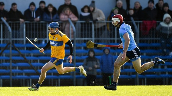 Shane O'Donnell's Clare are into the last-four