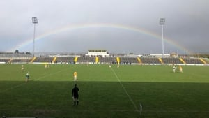 Antrim took the points from Tralee (Pic: Antrim GAA Twitter)