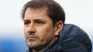 Jackie McNamara says he is 'on the road to recovery'