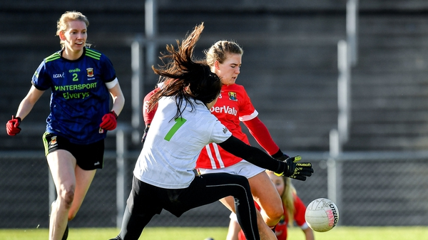 Libby Coppinger is one of five dual-code players for Cork who are considering a boycott