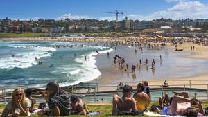 Sydney saw an extra 28 hot days a year