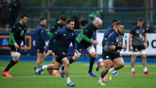 Ireland could prevent France completing the Grand Slam in Paris