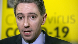 Minister Simon Harris was addressing the TUI annual conference online