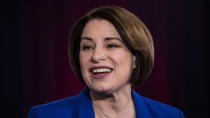 Amy Klobuchar had positioned herself as a centrist and pragmatist