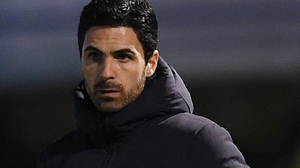 Mikel Arteta's Arsenal returned to winning ways against Portsmouth