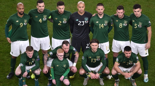 Ireland's clash with Slovakia is live on RTÉ