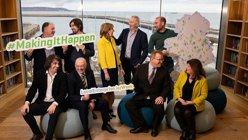 Local Enterprise Week will see a series of events taking place around the country from Monday until Friday