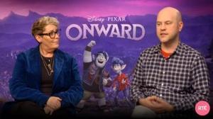 Onward producer Kori Rae and director Dan Scanlon