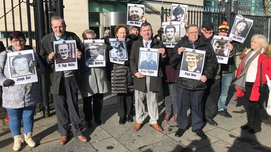 Families of Ballymurphy victims await findings with angst