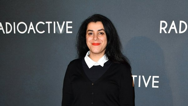 "Marjane Satrapi: ""I think what makes Radioactive more interesting is that it goes beyond the great adventure of Marie Curie."""