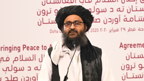 The Taliban confirmed a call between the US president and fighter-turned-negotiator Mullah Baradar