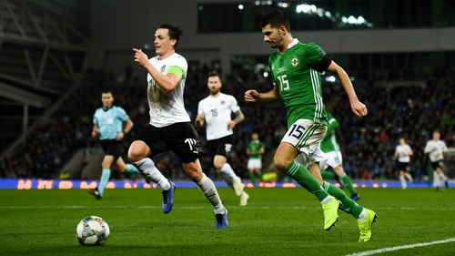 Northern Ireland's play-off with Bosnia is in doubt now