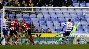 David McGoldrick finally finds the net