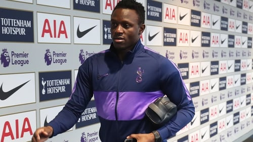 Victor Wanyama will join up with Thierry Henry